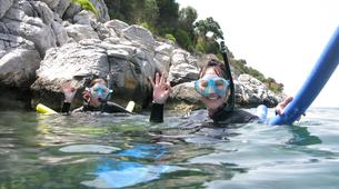 Snorkeling-Athens-Snorkeling boat excursions in Nea Makri, Athens-2