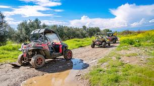 Quad biking-Paphos-Off-road Quad/Buggy excursion in Paphos, Cyprus-3