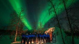 Randonnée / Trekking-Abisko-Nightly Aurora photo tour in Abisko National Park-8