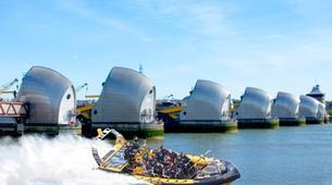 Jet Boating-London-Jet Boating the Thames Barrier-3