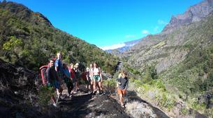 Canyoning-Cirque de Cilaos-Canyon du Bras Rouge à La Reunion-12