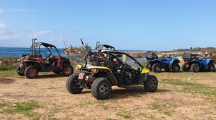 Quad biking-Paphos-Quad/Buggy adventure in the Akamas, Cyprus-7