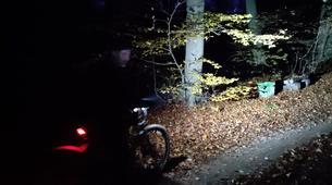 Mountain bike-Krakow-Night ride mountain biking in Krakow-3