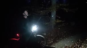 Mountain bike-Krakow-Night ride mountain biking in Krakow-5