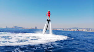 Flyboard / Hoverboard-Barcelone-Sessions Flyboard à Port Forum, à Barcelone-1