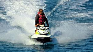 Moto de Agua-Benidorm-Excursión en Jet Ski por la costa de Benidorm-2