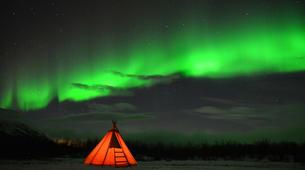 Randonnée / Trekking-Abisko-Nightly Aurora photo tour in Abisko National Park-6