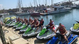 Jet Skiing-Barcelona-Jet Ski Rent in Barcelona-6