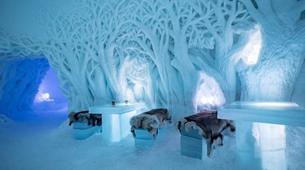 Motoneige-Tromsø-Snowmobile + Ice Domes excursion in Tromsø-3