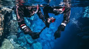 Snorkeling-Silfra-Silfra Rift snorkeling and Golden Circle Tour from Reykjavik-3