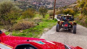 Quad-Paphos-Quad/Buggy Excursion to Episkopi Village, Cyprus-2