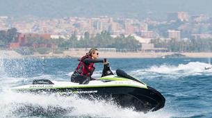Jet Skiing-Barcelona-Jet Ski Rent in Barcelona-2