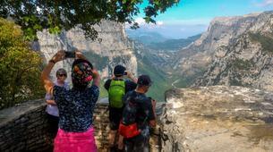 Hiking / Trekking-Ioannina-Hiking to Vradeto Steps and Beloi in Zagori, Greece-5