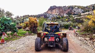 Quad-Paphos-Quad/Buggy Excursion to Episkopi Village, Cyprus-1