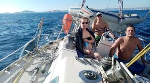 Voile-Marseille-Journée en voilier autour de Marseille-1