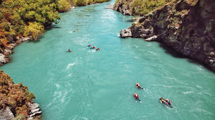 Hydrospeed-Queenstown-Riverboarding excursion on Kawarau River-1