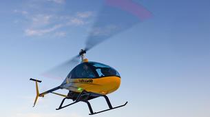 Helicoptère-Annecy-Baptême Hélicoptère au-dessus du Lac d'Annecy-2