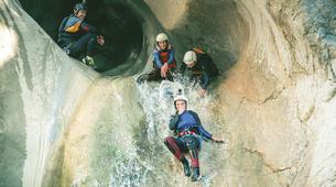 Canyoning-Interlaken-Canyoning Chli Schliere-4