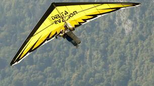 Ala detla-Annecy-Hang gliding tandem flight above Annecy's Lake-5