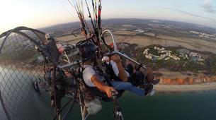 Parapente-Albufeira-One day paragliding course in Albufeira - Falasia beach-3