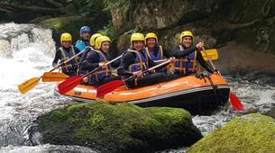 Rafting-Morvan-Descente en Raft sur la Cure et le Chalaux dans le Morvan-2