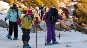 Raquette à Neige-Pyrénées Orientales-Snowshoeing excursion in The Spanish Pyrenees-2