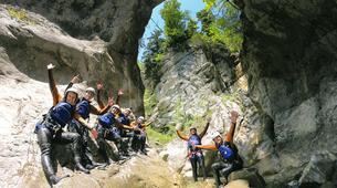 Canyoning-Interlaken-Canyoning Chli Schliere-6