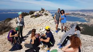 Randonnée / Trekking-Marseille-Randonnée panoramique de Marseille depuis Les Calanques-4