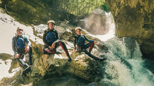 Canyoning-Interlaken-Canyoning Interlaken-5
