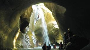 Canyoning-Interlaken-Canyoning Chli Schliere-5