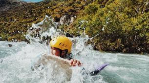 Hydrospeed-Queenstown-Riverboarding excursion on Kawarau River, Queenstown-2
