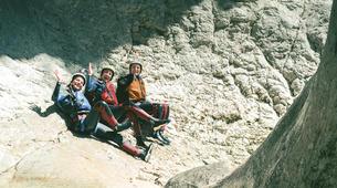 Canyoning-Interlaken-Canyoning Chli Schliere-3