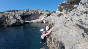 Coasteering-Mallorca-Coasteering in Alcúdia near Palma de Mallorca-3