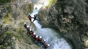 Canyoning-Interlaken-Canyoning Interlaken-1