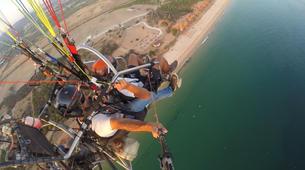 Parapente-Albufeira-One day paragliding course in Albufeira - Falasia beach-5