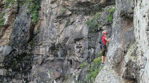 Rock climbing-Gran Canaria-Climbing initiation course in Gran Canaria-2