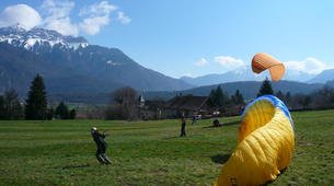 Paragliding-Annecy-Paragliding discovery day in Annecy-1