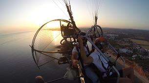 Parapente-Albufeira-One day paragliding course in Albufeira - Falasia beach-1
