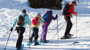 Raquette à Neige-Pyrénées Orientales-Snowshoeing excursion in The Spanish Pyrenees-3