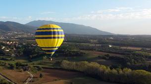 Montgolfière-Barcelone-Vol Découverte en Montgolfière près de Barcelone-2