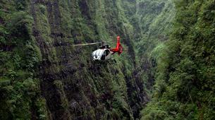 Helicoptère-Lagon de Saint-Gilles-Survol des Cirques et du Trou de Fer en hélicoptère, Réunion-3