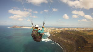 Paragliding-Gran Canaria-Learn how to do paragliding in Gran Canaria-2