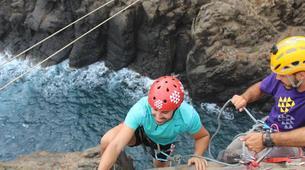 Rock climbing-Gran Canaria-Climbing initiation course in Gran Canaria-6