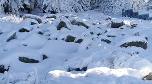 Snowshoeing-Sofia-Snowshoeing in the Vitosha Mountains from Sofia-2
