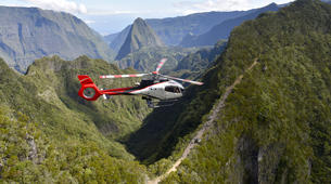 Helicoptère-Lagon de Saint-Gilles-Survol des Cirques et du Trou de Fer en hélicoptère, Réunion-2