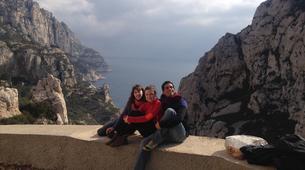 Randonnée / Trekking-Marseille-Randonnée au parc national des Calanques, Marseille-4