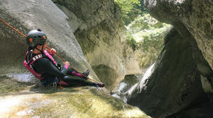 Canyoning-Interlaken-Canyoning Chli Schliere-2