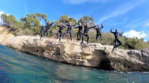 Coasteering-Mallorca-Coasteering in Alcúdia near Palma de Mallorca-6