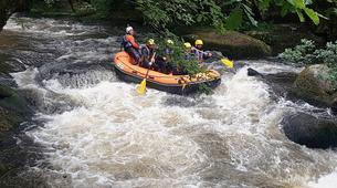 Rafting-Morvan-Descente en Raft sur la Cure et le Chalaux dans le Morvan-3