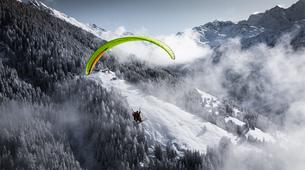 Paragliding-Verbier-Intro to paragliding courses in Verbier, Switzerland-6